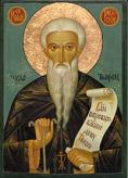 Icona raffigurante San Giovanni di Rila